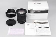 【AB Exc+】 Sigma C 17-70mm f/2.8-4 DC Macro OS HSM for Sigma SA From JAPAN #2165
