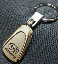 Advanced Zinc Alloy Car Logo Key Chain Ring Car Decoration For Subaru