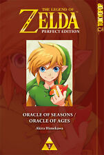 The Legend of Zelda - Perfect Edition: Oracle of Seasons / Ages - NEUWARE