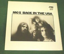 MC5 - Back In the USA - NEW & SEALED  LP RECORD - 2014 Atlantic reissue