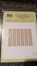 Stampin' Up Embossing Folder Vine Street RETIRED!!