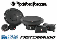 "Rockford Fosgate P165-SE - 6.5"" 2-Way Euro Fit Component Speakers 120 Watts"