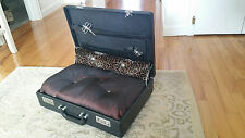 Executive Style Suitcase Dog Bed