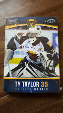 2016-17 HYTEC KISS VERNON VIPERS TEAM ISSUE CARD SET BCHL BCJHL TAYLOR UFBERG