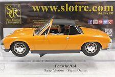 SLOT SRC  Ref. 02003  Porsche 914 Street version 1/32  New