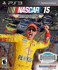 Nascar 15 Victory Edition includes 2016 Season Update PS3 NEW Sealed