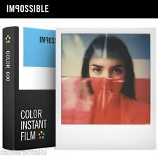 Impossible Project New Colour 600 film for all polaroid 600. Australian stock!