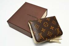 Authentic LOUIS VUITTON Monogram Insolite Mini Ivory Interior Wallet TA1815-%