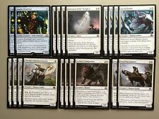 MTG White Tempo Magic Deck Standard Lupine Prototype Stitcher's Graft SE