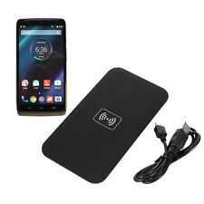 QI Wireless Charging Charger Pad For Motorola DROID TURBO XT1254 Verizon US