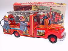 """GSLKW FEUERWEHR """"FIRE ENGINE"""" USAGAIYA JAPAN, 18cm, FR, NEW/NEU/NEUF IN BOX !"""