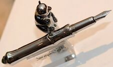 "CARTIER ""PANDA"" LIMITED EDITION 88 PEN STERLING SILVER"