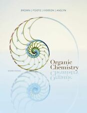 E-TEXTBOOK ONLY --- Organic Chemistry by Brown, Foote (7 Ed)