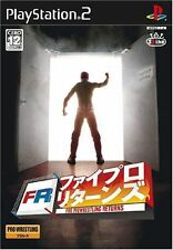 Used PS2 Fire Pro Wrestling Returns SONY PLAYSTATION 2 JAPAN VERSION IMPORT