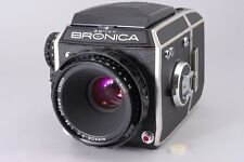 [Exc+++] Zenza Bronica EC Medium Format Camera w/ 75mm Lens from Japan #5524