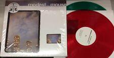 *NEW* / MODEST MOUSE Lonesome Crowded West 2LP RED/GREEN VINYL rare OOP