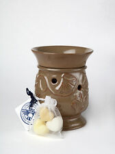 SALE ITEM - Owlchemy Electric wax warmer (burner) + light & Spring scented tarts