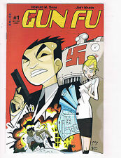 Gung Fu #1 NM Axion Comics Comic Book 2002 DE27