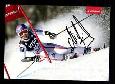 Michaela Kirchgasser Autogrammkarte Original Signiert Skialpine+A 124942