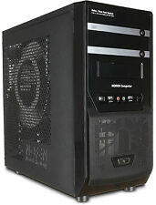 Nofan CS-30 ATX Mid Tower Gaming PC Case, No Fans, No Noise, Totally Silent 0dBA