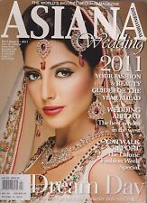 ASIANA INTERNATIONAL WEDDING MAGAZINE, ENGLISH QUARTERLY FASHION VOL.4 #4 2011.