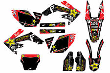 CRF HONDA  Graphics Kit CRF 250 2006-2007-2008-2009  HONDA CRF250 stickers decal
