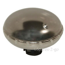 SMEG Genuine Cooker Main Oven Control Knob Switch Dial 694974548 Silver