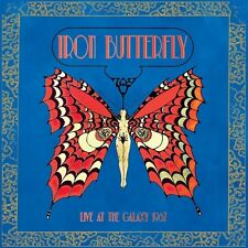 Iron Butterfly - Live at the Galaxy 1967 [New CD]