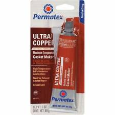 Permatex® RTV Silicone Ultra Copper Gasket Maker Sensor Safe High Temperature