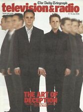 ANT & DEC UKmag COVER 2006 ONE DAY ISSUE