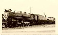 6K610 RP 1937?/1950s BAR BANGOR & AROOSTOOK RAILROAD ENGINE #108