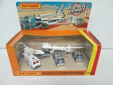 Matchbox Highway Express NASA Countdown