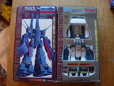 MACROSS SDF-1, Takatoku 1/3000 RARE VINTAGE JAPAN TOY, STORM ATTACKER