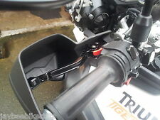 TRIUMPH TIGER 1050 TIGER 800  BRAKE AND CLUTCH LEVER SET RACE TRACK ROAD TS55