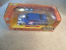 Jada Toys Von Dutch Garage '51 Mercury Blue Diecast Car Customizable 2004 MIB