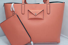 Marc by Marc Jacobs Metropolitote Totel Bag Handbag Shoulder Satchel Peach NWT