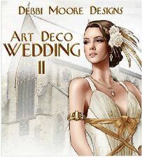 1 x Debbi Moore Designs Art Deco Wedding II Papercrafting CD Rom (323234)