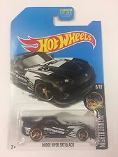2017 HOT WHEELS K MART Dodge Viper SRT10 ACR Kmart *IN HAND*