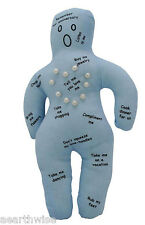 NEW HUSBAND VOODOO DOLL 200 mm Spell Wicca Hoodoo Pagan Witch Goth