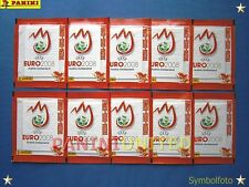 Panini★EURO 2008 EM 08★10x rote Tüte/packet/bustine Swiss-Schweiz Version - RAR!