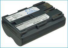 7.4 v Batería para Canon Dm-mv400, Mv700, Zr65mc, 20, Optura Optura 50mc, Fv20, Mv
