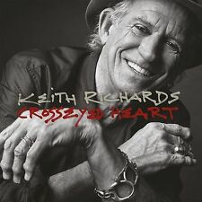 KEITH RICHARDS 'Crosseyed Heart' 2 x Vinyl LP 2015 NEW & SEALED