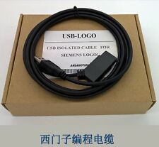 Programming Cable For SIEMENS LOGO USB Data Cable Good Quality New  6 pin 3meter
