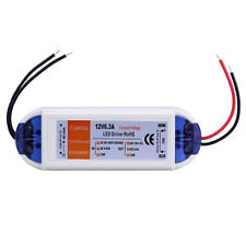 6.3A 12V 72W Constant Voltage Led Driver Power Supply AC90-240VAC 12VDC for LED