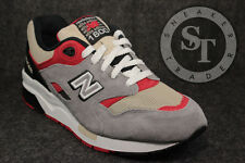 NEW BALANCE CLASSICS CM1600PG PROPAGANDA PACK GREY RED DS SIZE: 8