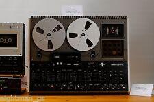 Tonbandgerät Philips N4422 - Teilüberholt - Reparaturbedürftig