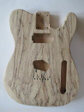 TMG Body Telly spalted maple Top Korpus US Swamp ash Body