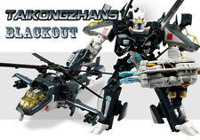Transform Action Figure toys blackout robot transformer toy