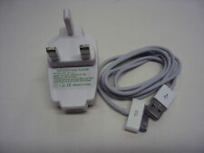 USB CABLE + AC CHARGER + CAR CHARGE For ITOUCH IPOD IPHONE IPOD NANO MP3