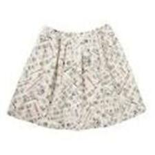 Cath Kidston Newsprint Skirt size 12, lined, 100% cotton New With Tags